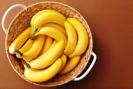 banany v kosiku