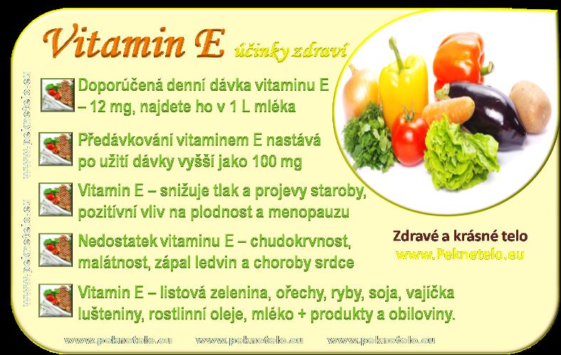 info obrazek vitaminu e