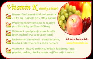 Info vitamin K