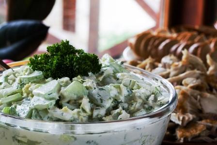 okurkovy salat