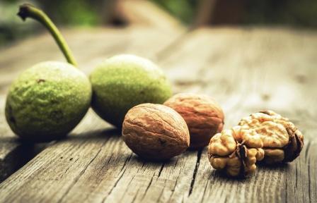 vlašské ořechy olúpané i v škrupinke