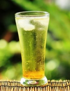 guaranový nápoj