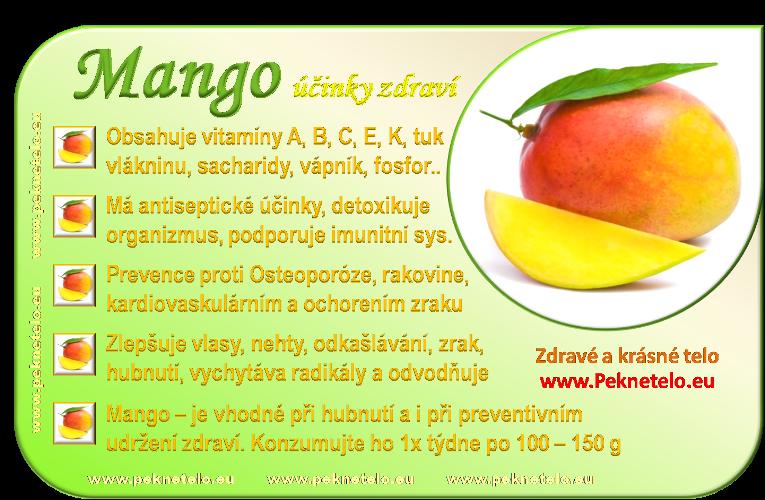 info mango cz