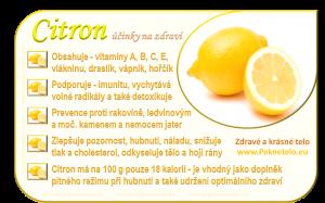Info obrazok citron