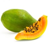 papaja ovoce - papaya