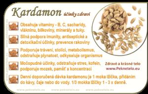 Info kardamon