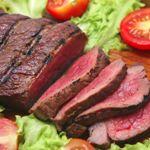 hovezi steak maso