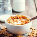 cerealie v misce