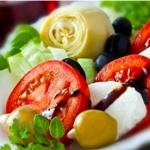 raw zeleninovy salat