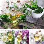 bylinky a léčivé rostliny, oleje
