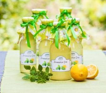 medunkovy sirup limonada