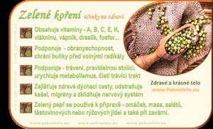 Info zelene koreni