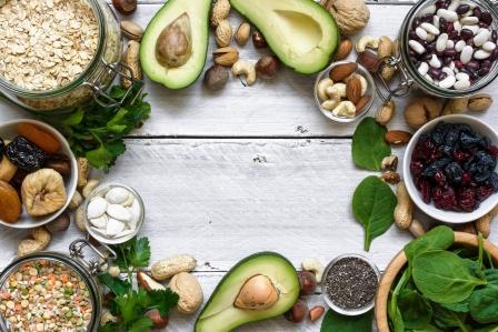 hořčík magnézium luštěniny, ořechy avokádo, semínka