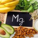 hořčík, magnézium potraviny s obsahem mg