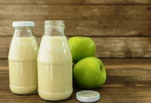jablkove smoothies