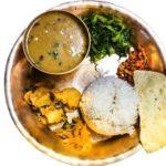 dal bhat tradicni nepalske jidlo