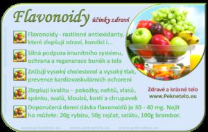 info flavonoidy