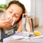 horúčka chrípka liečba doma
