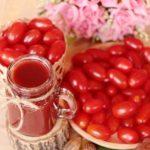paradajkové smoothie