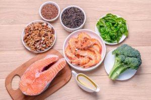 potraviny pro zdravé srdce