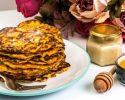 2 vegetariánské recepty na mrkvové placky