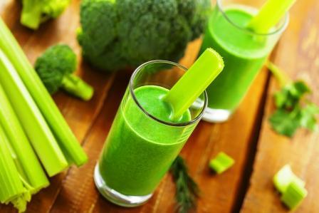 zelerové smoothie