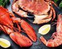 Mořské plody – krab, krevety, chobotnice a humr jsou tu!