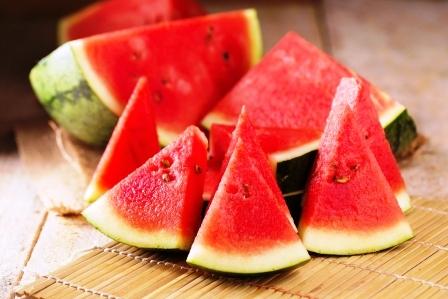 rozkrajany meloun