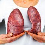 plíce v hrudi, pročistení plic