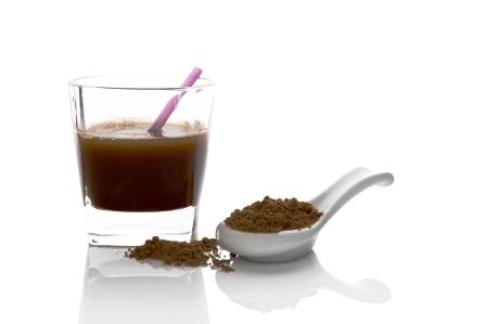 Reishi zdravý prášek s nápojem Výživový doplňek