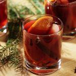 Svařené vánoční víno