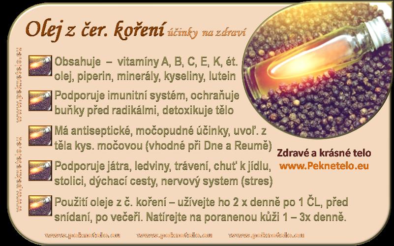 Info obrazek olej z cerneho koreni