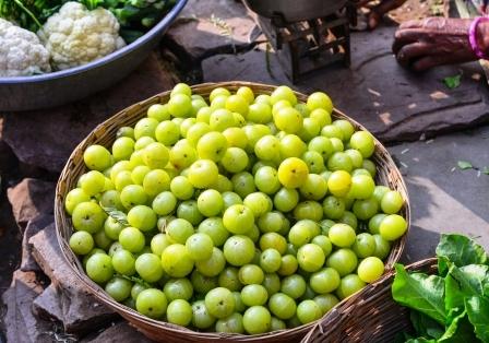 amalaki - exoticke ovoce