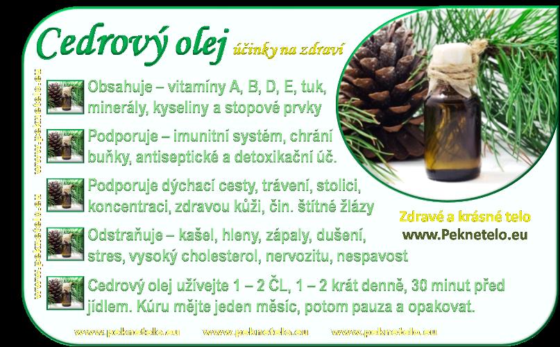info obrazek cedrovy olej