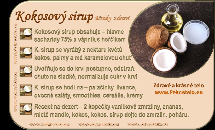 info obrazek kokosovy sirup