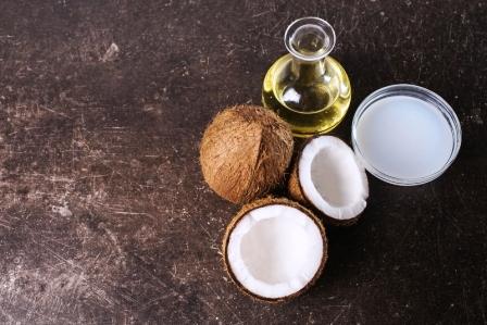 kokosovy sirup a kokosove mleko