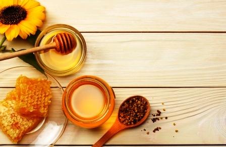 slunecnice a medove produkty