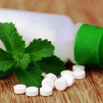 Stevia sladidlo tablety