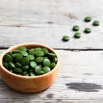 chlorella zelene tabletky