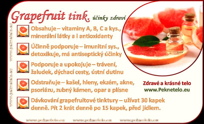 info obrazek grapefruitova tinktura