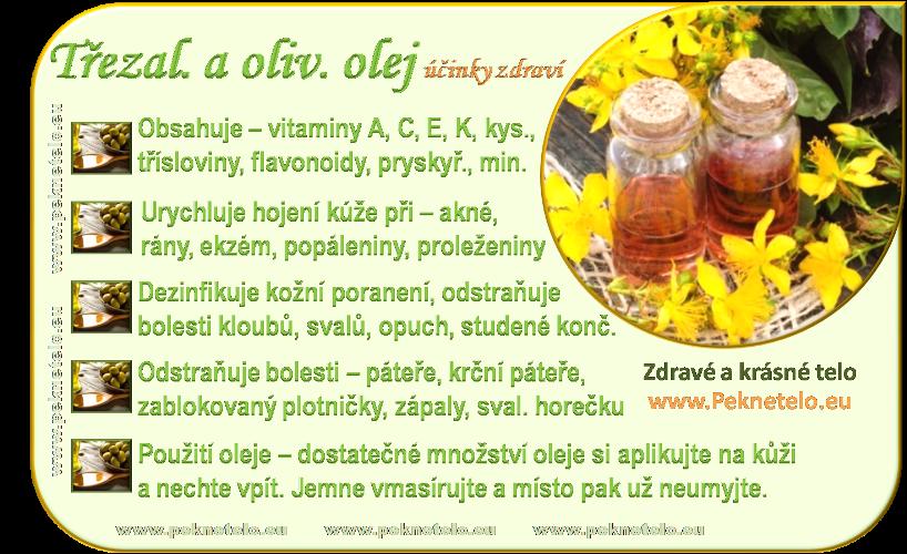 info obrazek trezalkovy olivovy olej