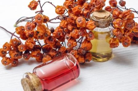 jerabina - esencialni olej