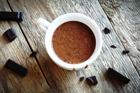 kakaovy prasek cokolada
