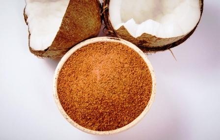 kokos s kokosovym cukrem