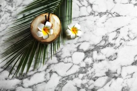 kokosovy kvet
