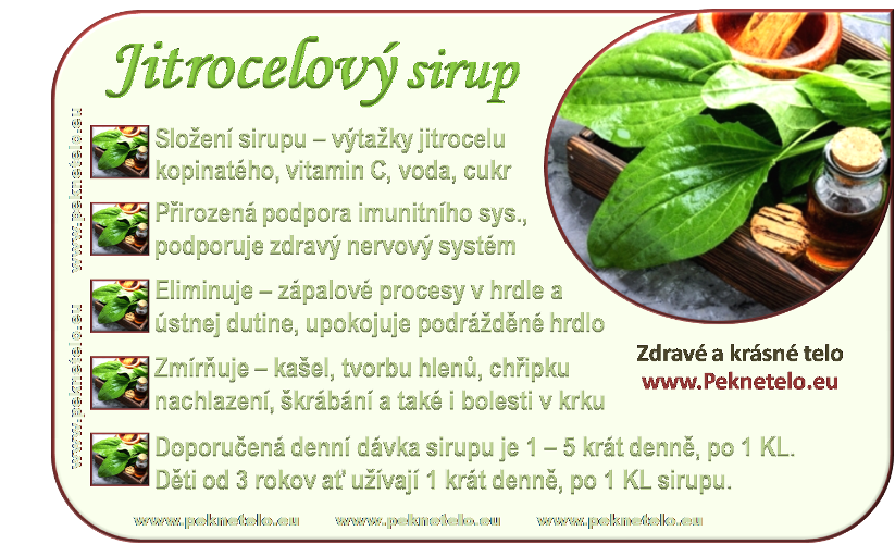 info jitrocel sirup