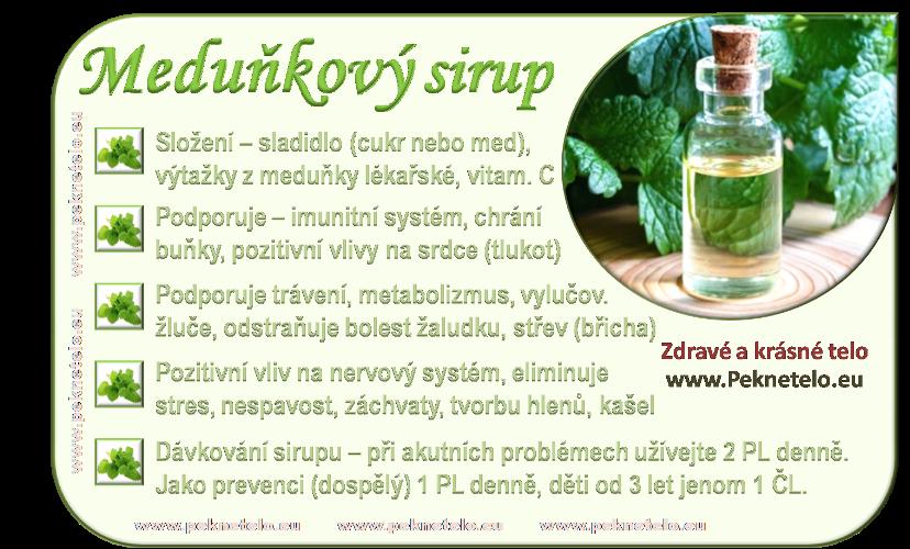 info medunkovy sirup cz