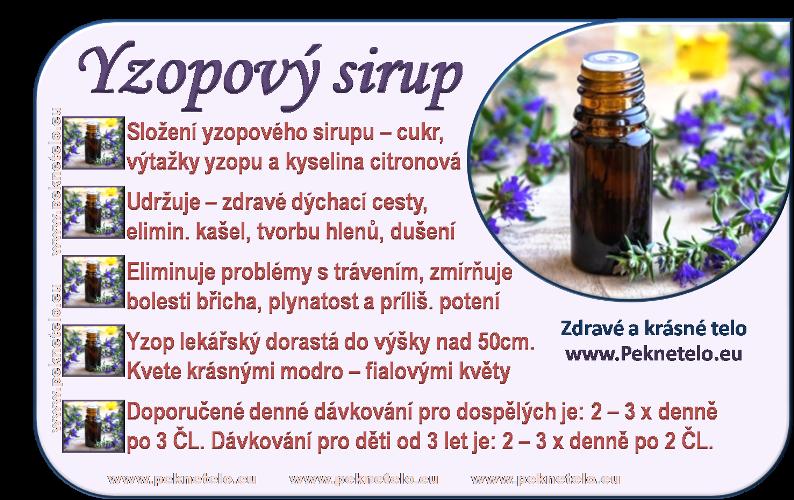 info yzopovy sirup cz